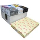 【奇奇文具】PAPER LINE 150 / 80P / A3 淺橘色  影印紙 (500張入/包)