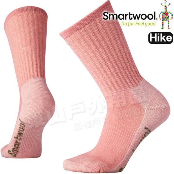 SmartWool Hike LT SW293-821石英粉 女輕量減震型健行中長襪 美麗諾羊毛襪/機能排汗襪/戶外運動襪雪襪