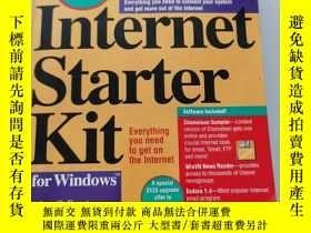 二手書博民逛書店Internet罕見Starter KitY354667 Engst,Low,Simon Hayden Boo