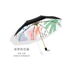 【德國boy】三折黑膠防曬晴雨傘(萌芽)