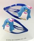【震撼精品百貨】Tuxedo Sam Sanrio 山姆藍企鵝~髮夾組2入-深藍*31909