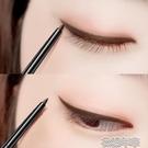 眼線筆偽素顏眼線膠筆防水不暈染棕色內眼線筆鉛筆學生新手硬頭 快速出貨