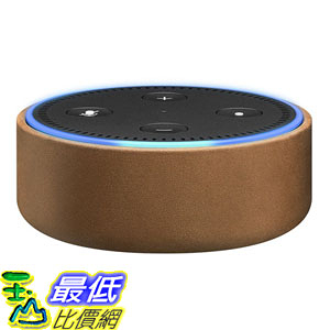 [美國直購] Amazon Echo Dot Case 保護套 皮革款 三色 (fits Echo Dot 2nd Generation only)
