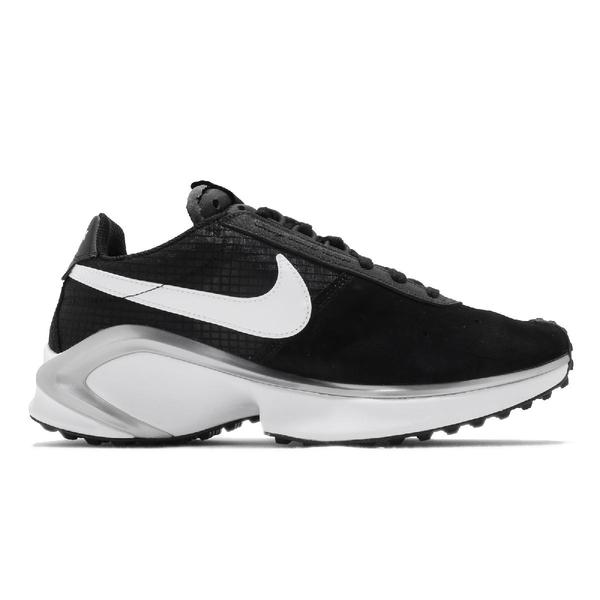 Nike 休閒鞋 D/MS/X Waffle 黑 白 男鞋 麂皮設計 復古 運動鞋 【ACS】 CQ0205-001