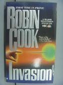 【書寶二手書T6/原文小說_NID】Bobin Cook_Invasion