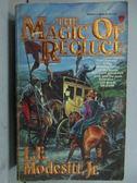 【書寶二手書T6/原文小說_LPA】The Magic Of Recluce_L.E.Modesitt,Jr.