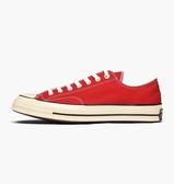 CONVERSE-70 經典紅色帆布鞋-NO.164949C