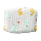 奇哥 快樂森林六層紗小枕巾 (33x30cm)