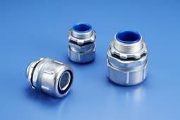 凱士士KSS 金屬軟管固定頭 /盒接頭  NBG-12   (5個/組)