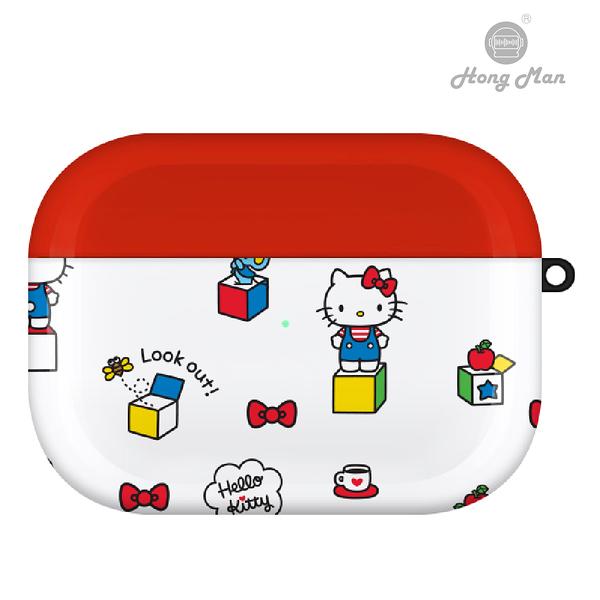 三麗鷗系列 Airpods Pro耳機保護套 凱蒂貓 時光盒