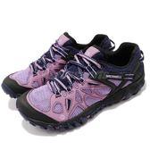 Merrell 戶外鞋 All Out Blaze Aero Sport 水陸運動鞋 越野 登山 紫 黑 休閒鞋 女鞋【PUMP306】 ML12726