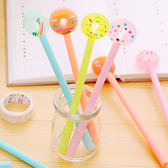 【BlueCat】透明矽膠甜甜圈中性筆