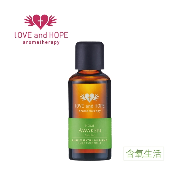 【Orient Retreat登琪爾】愛與希望LOVE&HOPE 深呼吸生活複方精油Awaken Pure Essential Oil Blend(50ml/瓶)