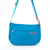 SKECHERS Glow SMALL TOTE 藍色 小側背包 - 7610166