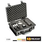【EC數位】美國 派力肯 PELICAN 1500 氣密箱 含泡棉 防撞箱 防水 防爆 防震 防塵 耐衝擊 收納