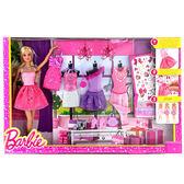 【美泰兒流行玩具】Barbi 芭比時尚流行週 Y7503