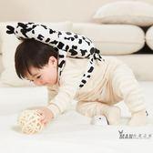 (百貨週年慶)寶寶防摔頭部保護墊小孩背包後腦勺防摔帽學步嬰兒護頭枕神器夏季