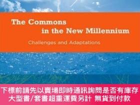 二手書博民逛書店The罕見Commons In The New MillenniumY255174 Dolsak, Nives