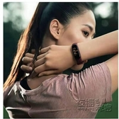 新品小米手環4NFC版智慧運動健康藍芽防水多功能情侶手錶四代WD HM衣櫥秘密