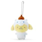 小禮堂 布丁狗 絨毛吊飾 (冰原動物系列) 4550337-71406