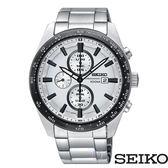 SEIKO 精工 SSC653P1 (V176-0AV0W) 太陽能 三眼 計時 男錶