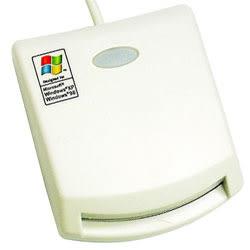 智慧型IC晶片ATM讀卡機 EZ100PU