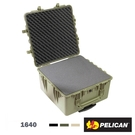 【EC數位】美國 派力肯 PELICAN 1640 氣密箱 含泡棉 防水箱 攝影器材箱 手提箱 拉桿箱 數位單眼相機