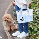 【PET PARADISE 寵物精品】DISNEY 創業祭新款外出散步包 寵物置物袋 狗狗提袋