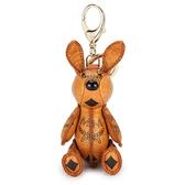 MCM Visetos可愛兔子造型鑰匙圈吊飾(棕色)598500