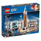 LEGO 樂高 City 城市系列 60228 重型火箭及發射控制 【鯊玩具Toy Shark】