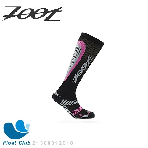 【ZOOT】ULTRA RECOVERY CRX SOCK 2.0 肌能回復襪 女款 黑桃 Z1308012010 原價2200元