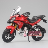 機車模型 雅馬哈R1寶馬川崎仿真1:12拼裝合金摩托賽車機車模型男孩玩具擺件