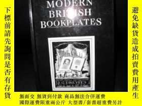 二手書博民逛書店Modern罕見British BookplatesY364682 William E. Butler Hyp