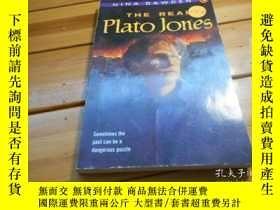 二手書博民逛書店THE罕見REAL PLATO JONESY20470 Nina
