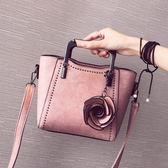 包包女新款斜背小包包韓版時尚休閒單肩手提包百搭女包  遇見生活