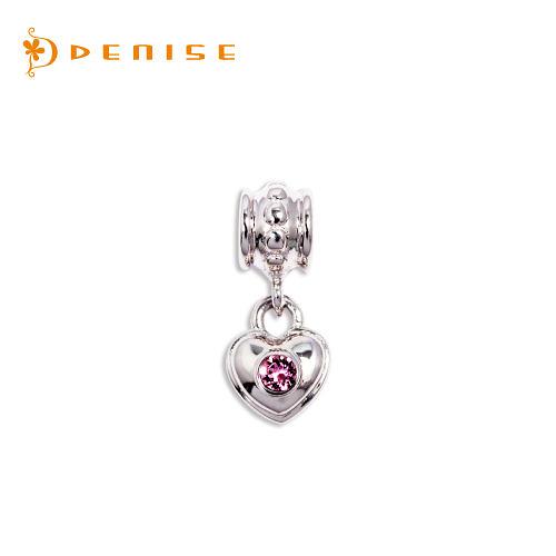 925純銀「心鎖」夢幻百變手鍊-珠墜系列銀飾/珠寶銀飾禮品/情人禮物