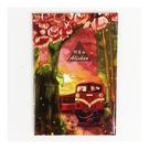 【收藏天地】台灣紀念品*創意特色磁鐵 - 花開阿里山 /  旅遊 紀念品 手信 景點