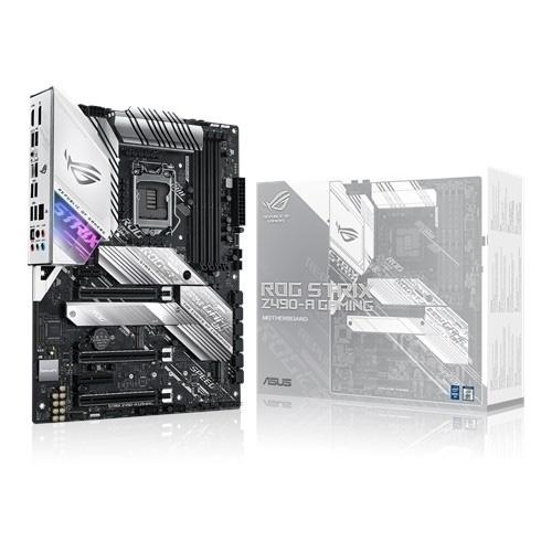 華碩 STRIX-RTX2060-O6G-EVO-V2+華碩 STRIX Z490-A GAMING【刷卡含稅價】