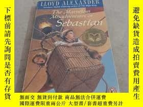二手書博民逛書店The罕見Marvelous Misadventures ofY283241 Sebastian puffin