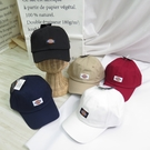 DICKIES 棒球帽 老帽 帽子 後可調 14671000- 黑/白/藍/紅/卡其 【iSport代購】