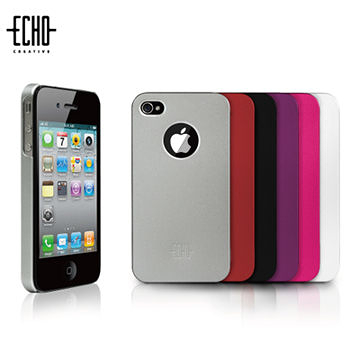 降價【A Shop】 ECHO系列 Cosse x iPhone 4/ 4S 保護殼/背蓋