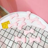 【BlueCat】可愛粉色蝴蝶結零食點心封口夾 收納夾