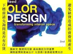 二手書博民逛書店罕見Color + Design: Transforming I