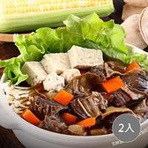 【愛上美味】金門高梁紅燒牛肉爐2包(1000g/包±10% (固型物240g))