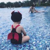 寶寶小童嬰幼兒連身兒童泳衣男童0男女1小孩2公主3歲4女童女孩潮 依夏嚴選