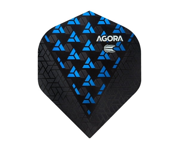 【TARGET】VISION ULTRA GHOST STANDARD AGORA Blue 332610 鏢翼 DARTS