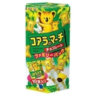 樂天小熊餅乾家庭號-巧克力口味195g【愛買】