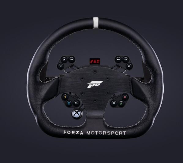 [2美國直購] fanatec 方向盤 ClubSport Steering Wheel GT Forza Motorsport V2 for Xbox