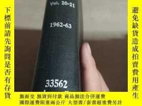 二手書博民逛書店NON罕見DESTRUCTIVE TESTING.Vol.20-