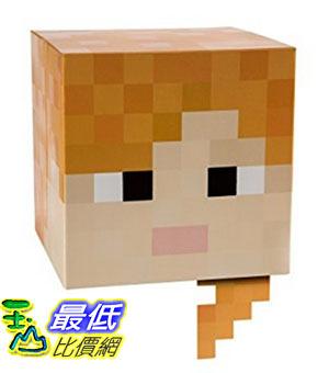 [美國直購] JINX B01JTSEK40當個創世神 面具 Minecraft Alex Head Costume Mask